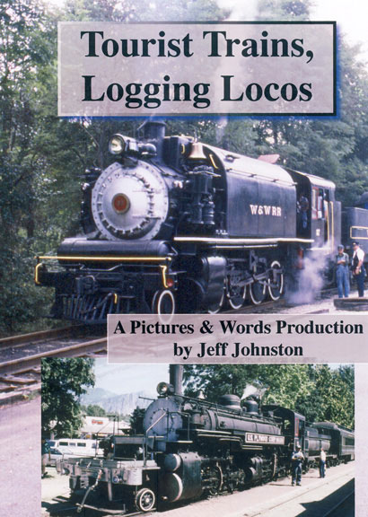 Tourist Trains, Logging Locos DVD