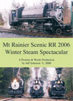 Mt. Rainer Scenic Winter Stream DVD