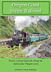Oregon Coast Scenic Railroad Steam Locomotive DVD, Video