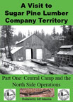 Sugar Pine Lumbar Company Territory DVD, Video Train Movie